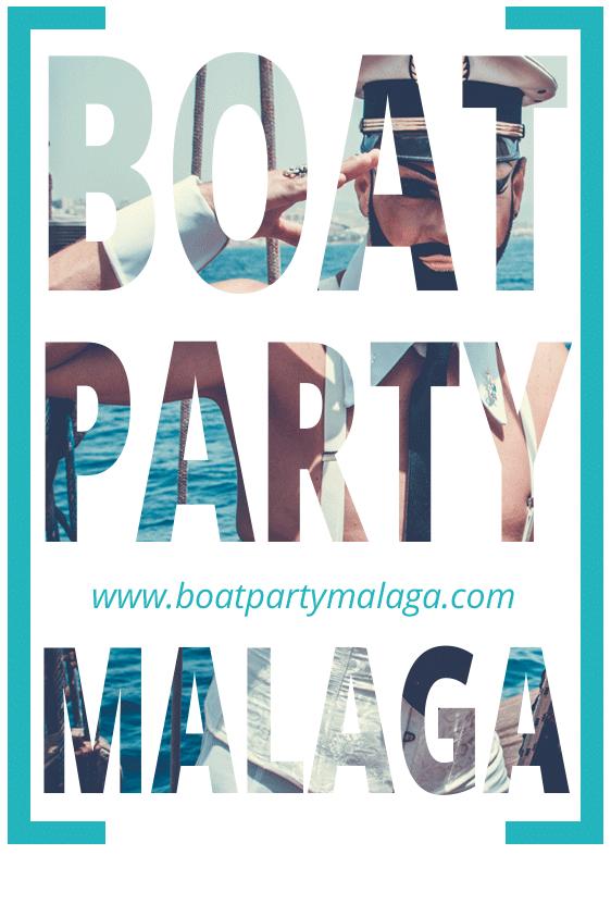 Fiestas en barco Malaga