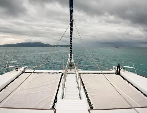 Nuevo catamarán para fiestas en barco Málaga