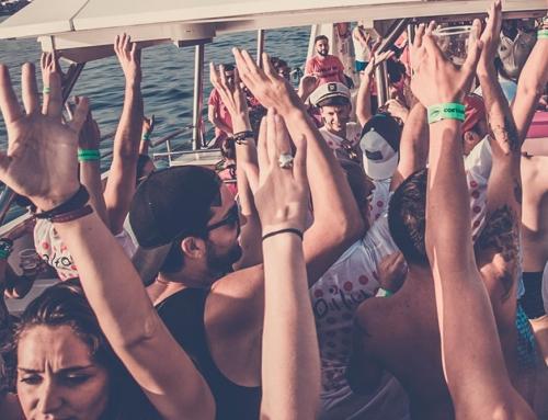 Inauguración boat party Málaga temporada 2017