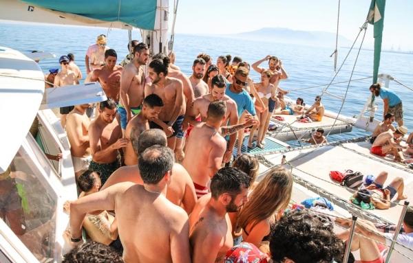 3 consejos para organizar tu fiesta en barco en Málaga
