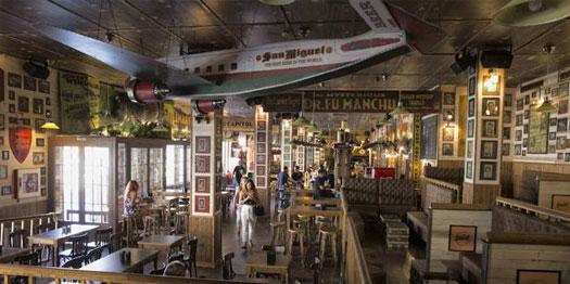 le grand cafe malaga